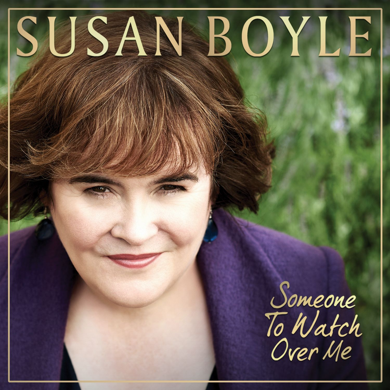Susan Boyle - Someone To Watch Over Me album cover