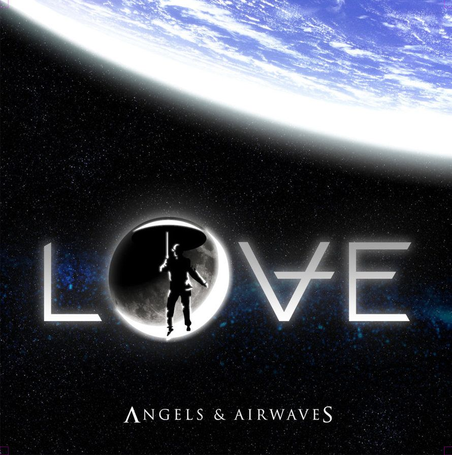 Angels & Airwaves - Love Album Part One album cover
