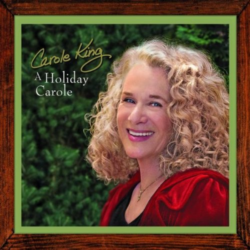 Carole King - A Holiday Carole album cover