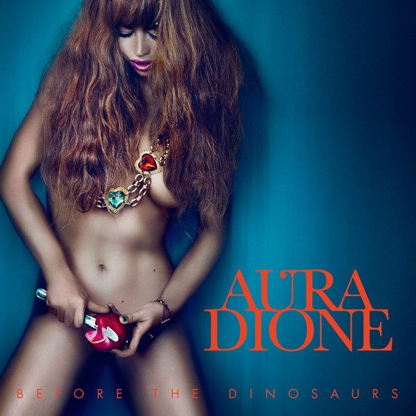 Aura Dione - Before The Dinosaurs album cover