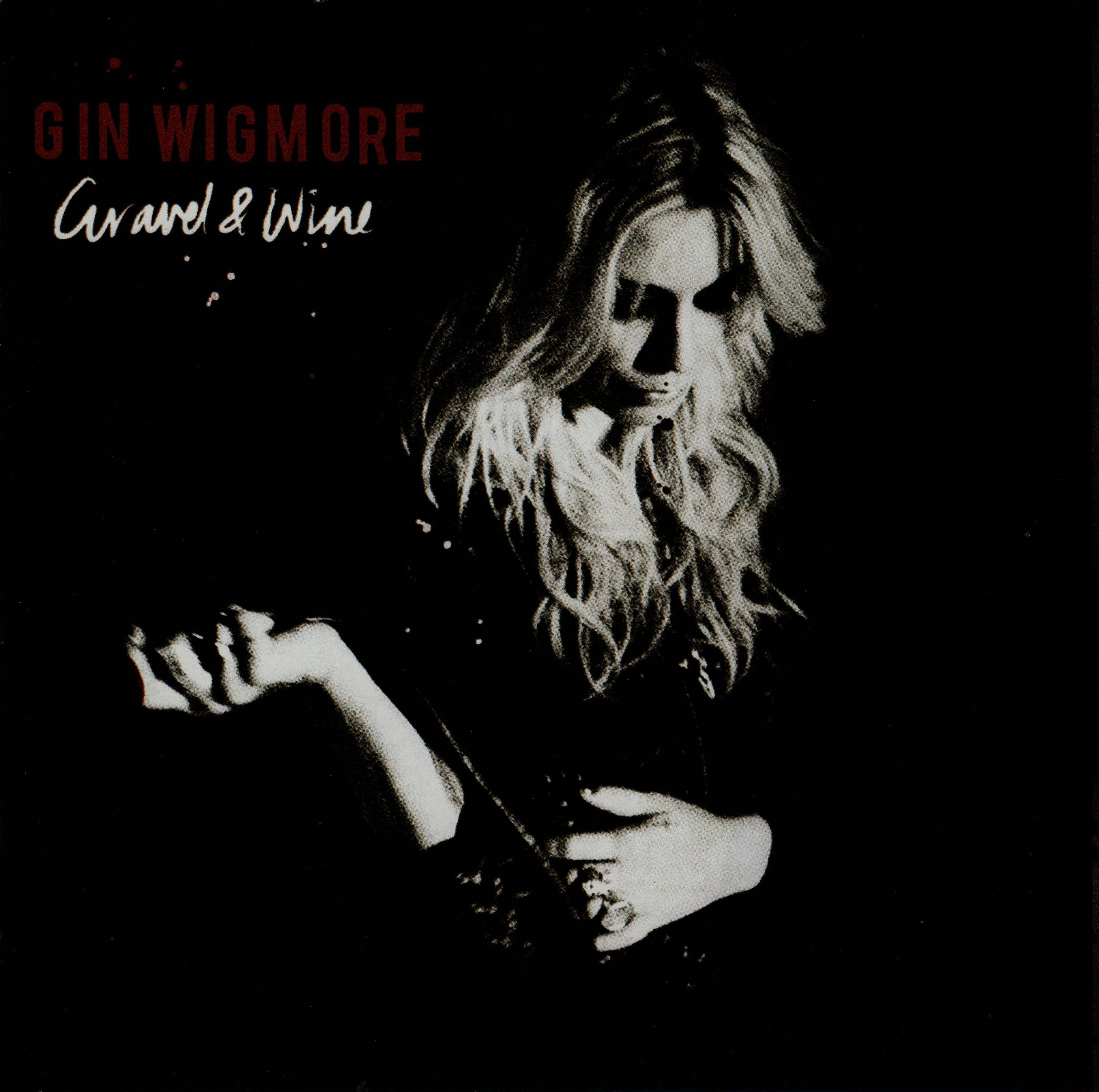 Gin Wigmore - Gravel And Wine album cover
