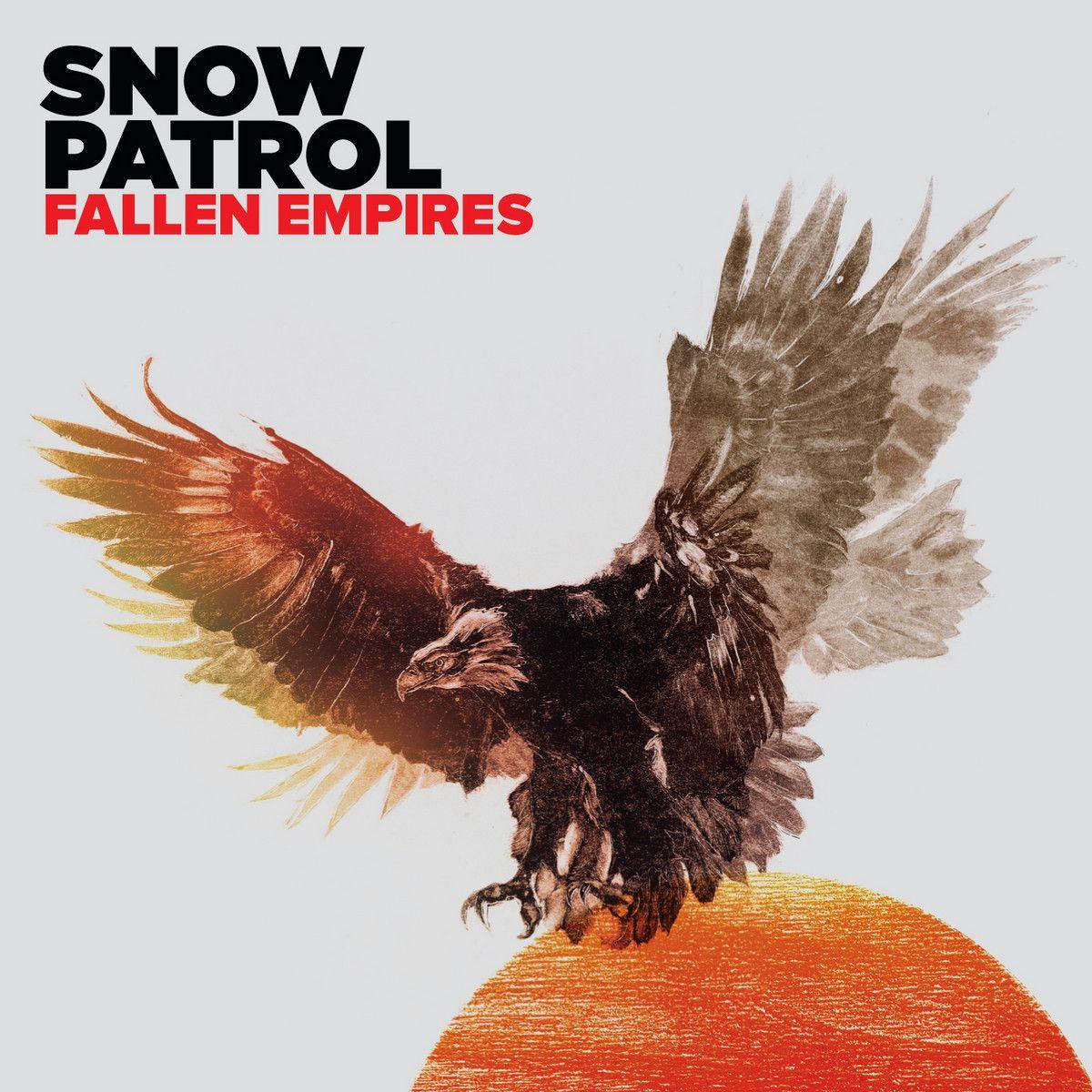 Snow Patrol - Fallen Empires album cover