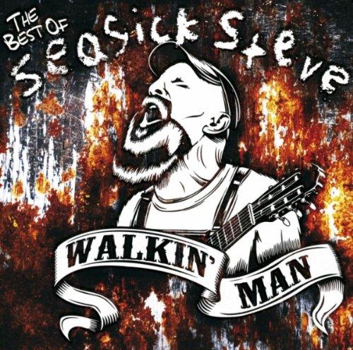 Seasick Steve - Walkin' Man: The Best Of Seasick Steve album cover