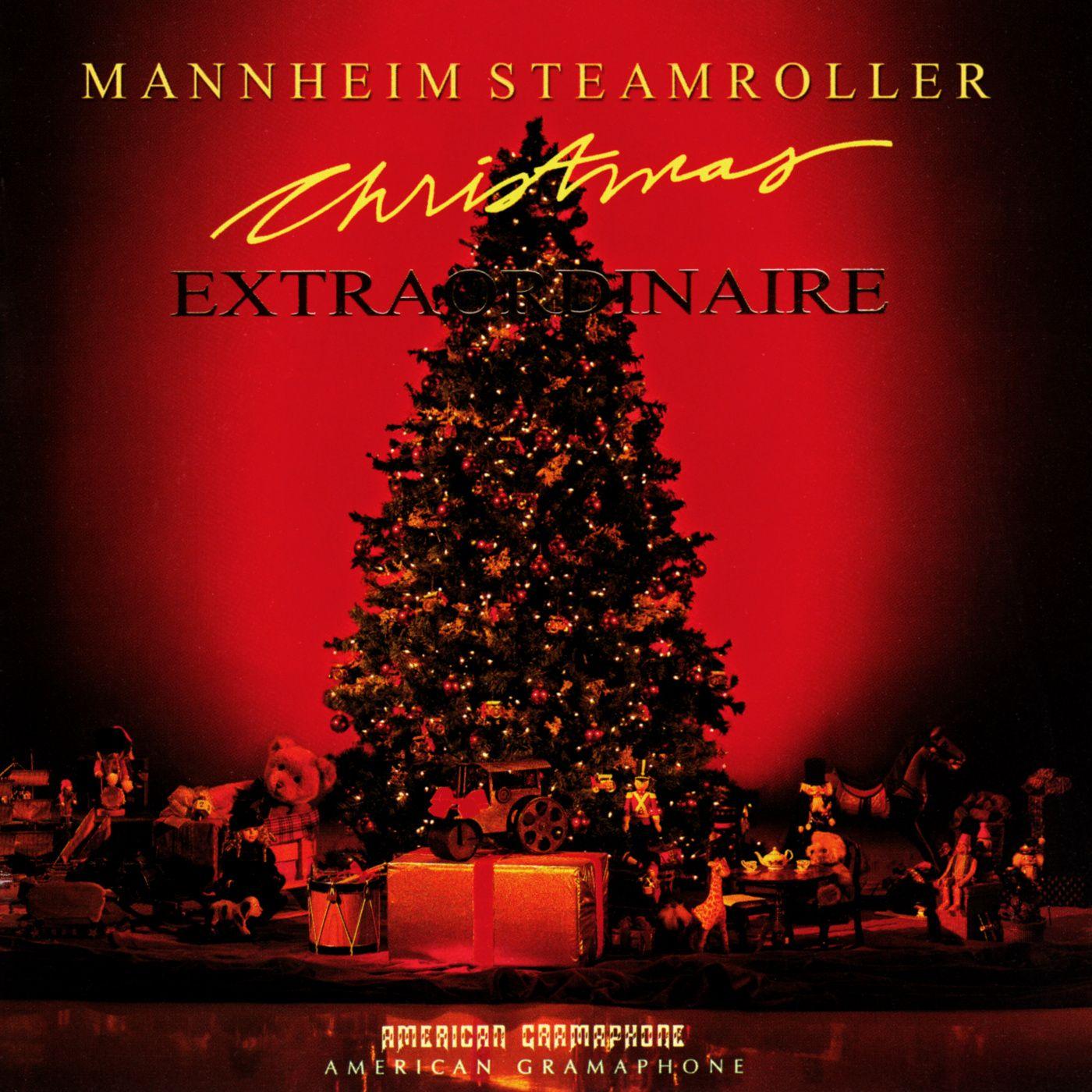 Christmas Extraordinaire by Mannheim Steamroller - Music Charts