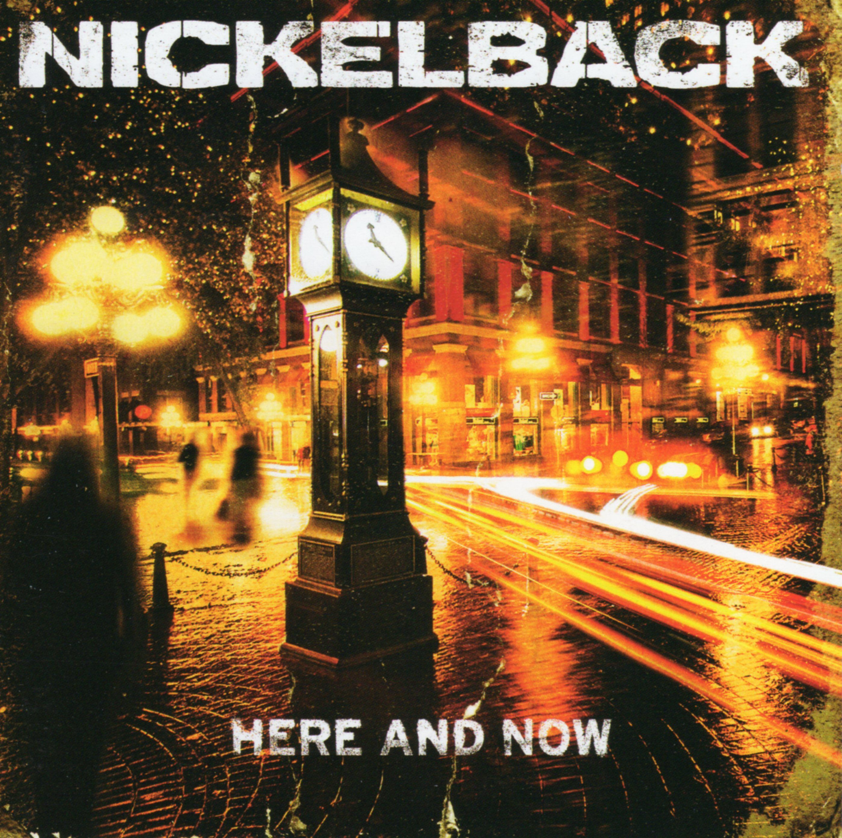 Nickelback - Here And Now album cover