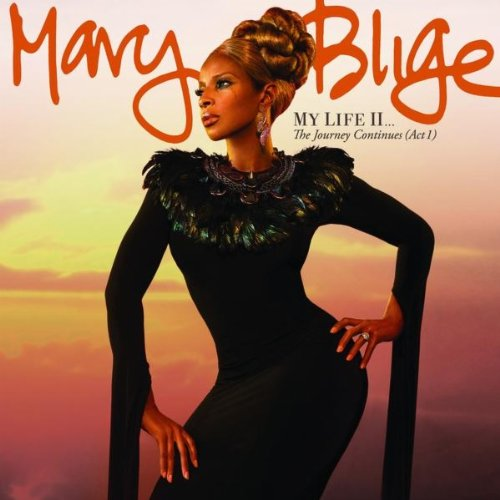 Mary J. Blige - My Life II... The Journey Continues (Act I) album cover