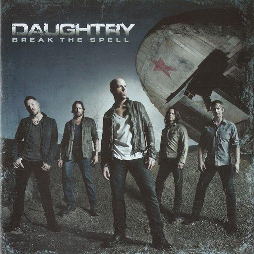 Daughtry - Break The Spell album cover