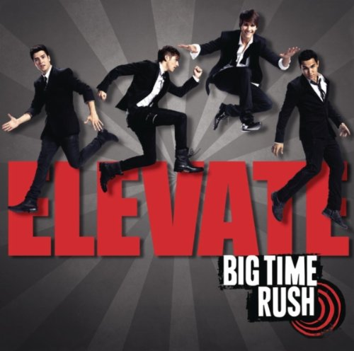 Big Time Rush - Elevate album cover