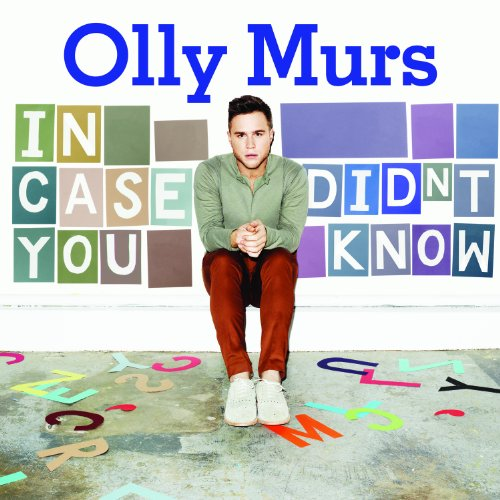 Olly Murs - In Case You Didn't Know album cover
