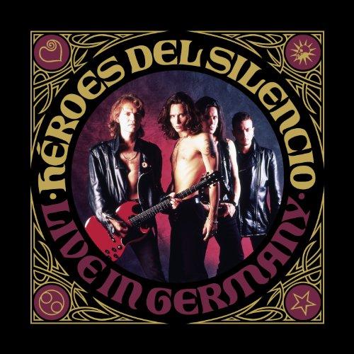 Heroes Del Silencio - Live In Germany album cover