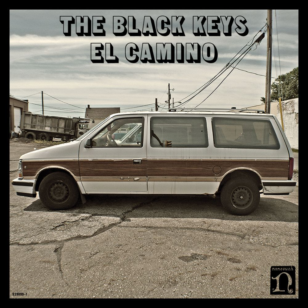 The Black Keys - El Camino album cover