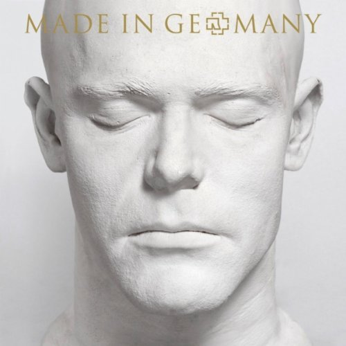 Rammstein - Made In Germany 1995-2011 album cover