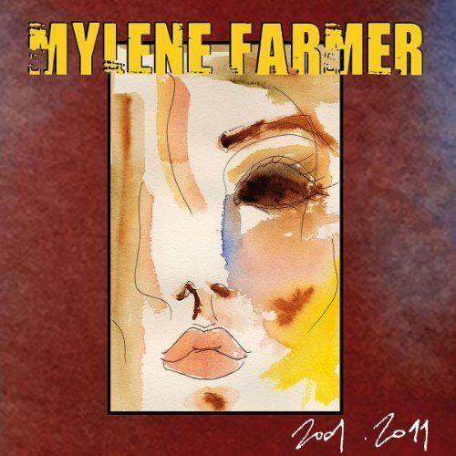 Mylène Farmer - 2001-2011 album cover