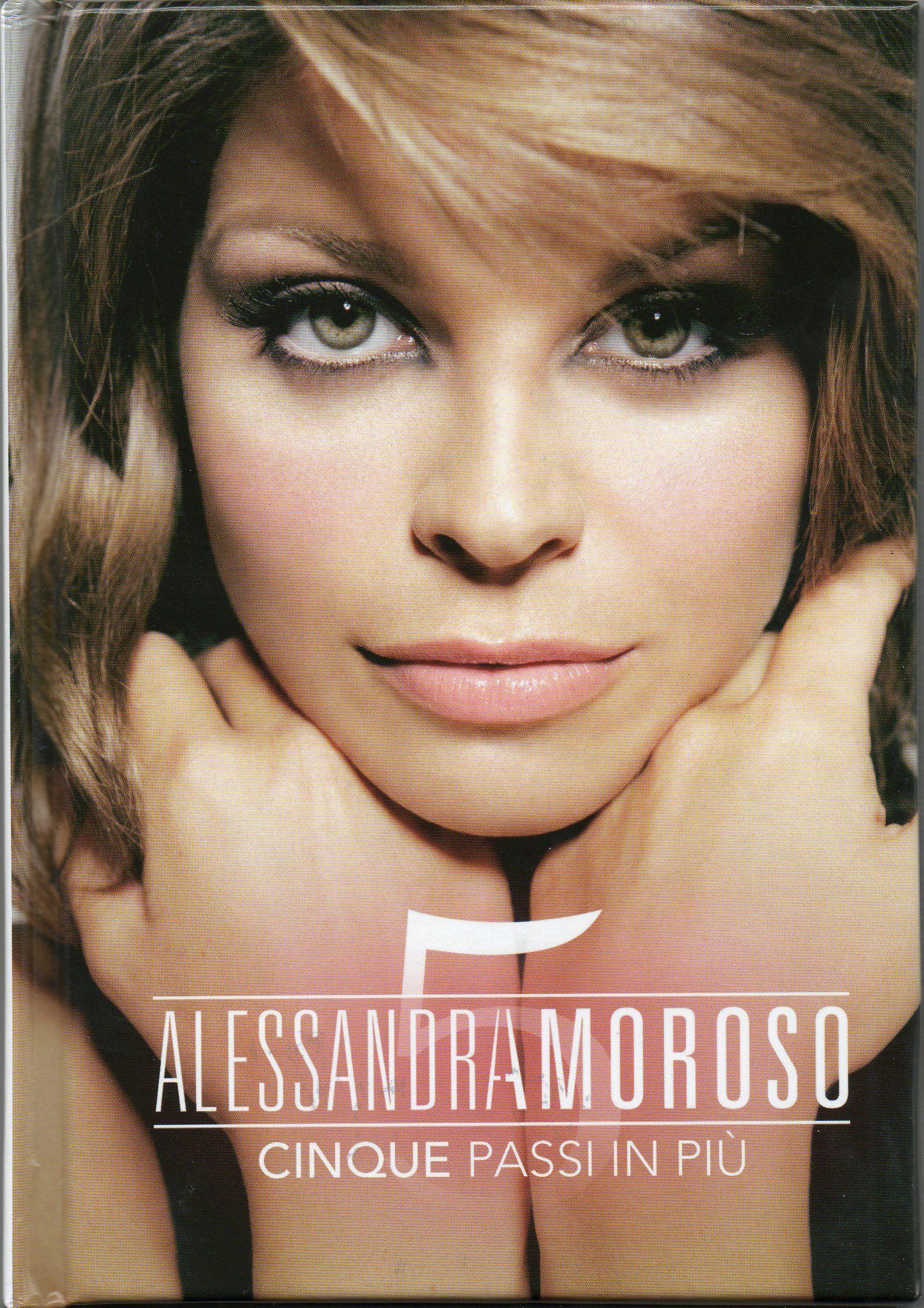 Alessandra Amoroso - Cinque Passi In Piu' album cover