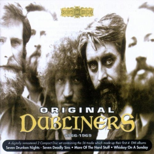 The Dubliners - Dubliners Originals album cover