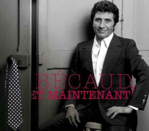 Gilbert Bécaud - Bécaud, Et Maintenant album cover