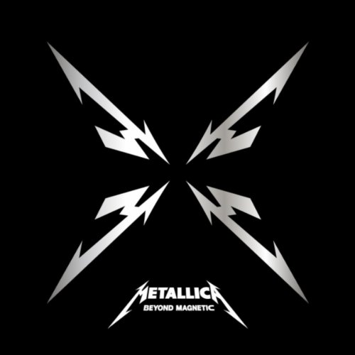 Metallica - Beyond Magnetic (ep) album cover