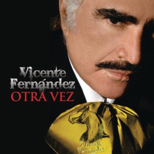 Vicente Fernandez - Otra Vez album cover