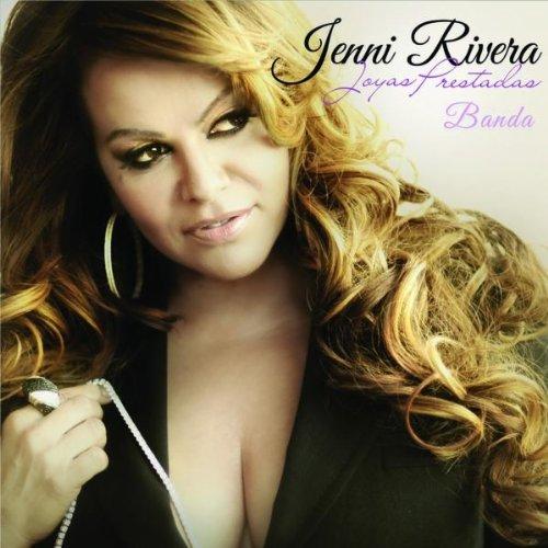 Jenni Rivera - Joyas Prestadas Banda album cover