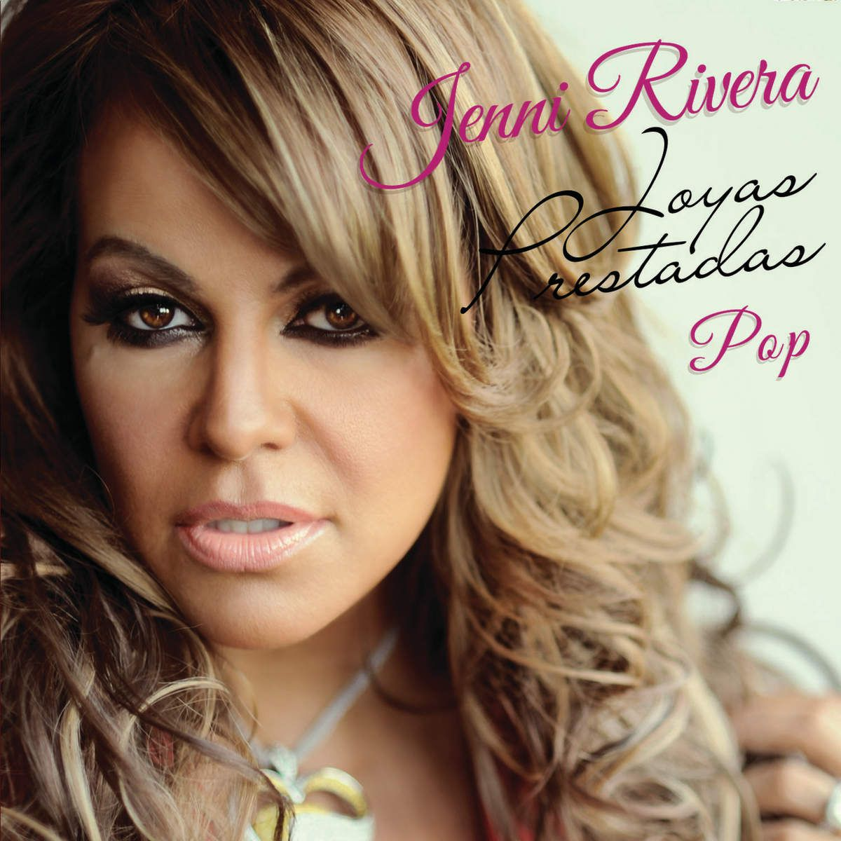 Jenni Rivera - Joyas Prestadas Pop album cover
