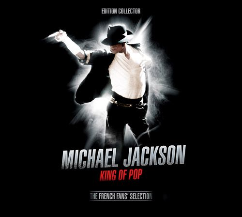 Michael Jackson - King Of Pop - The French Fans' Selection album cover