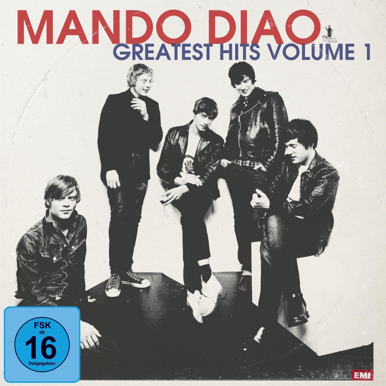 Mando Diao - Greatest Hits Volume 1 album cover