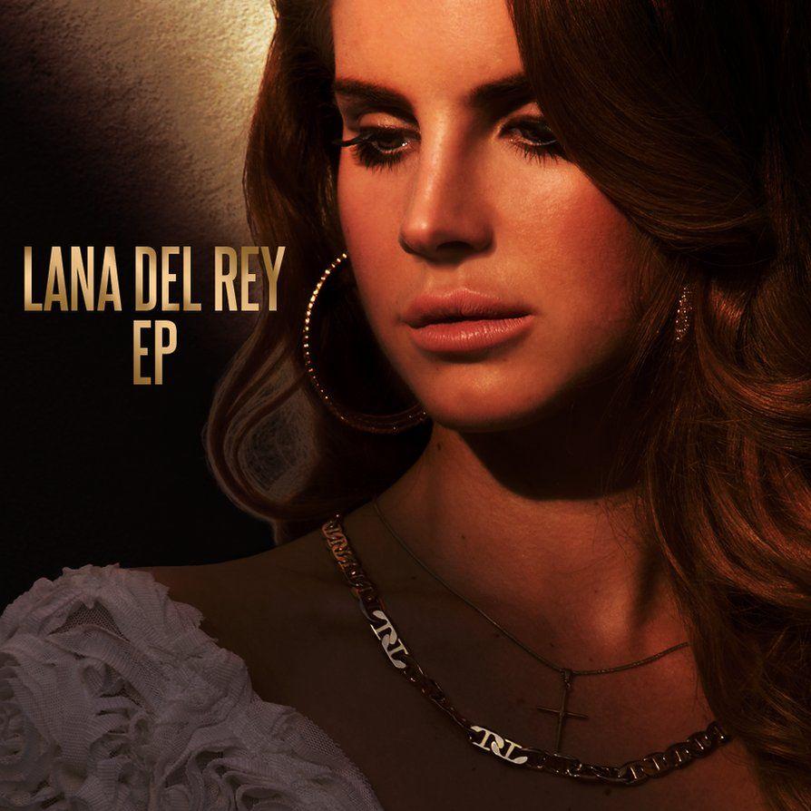 Lana Del Rey - Lana Del Rey (ep) album cover
