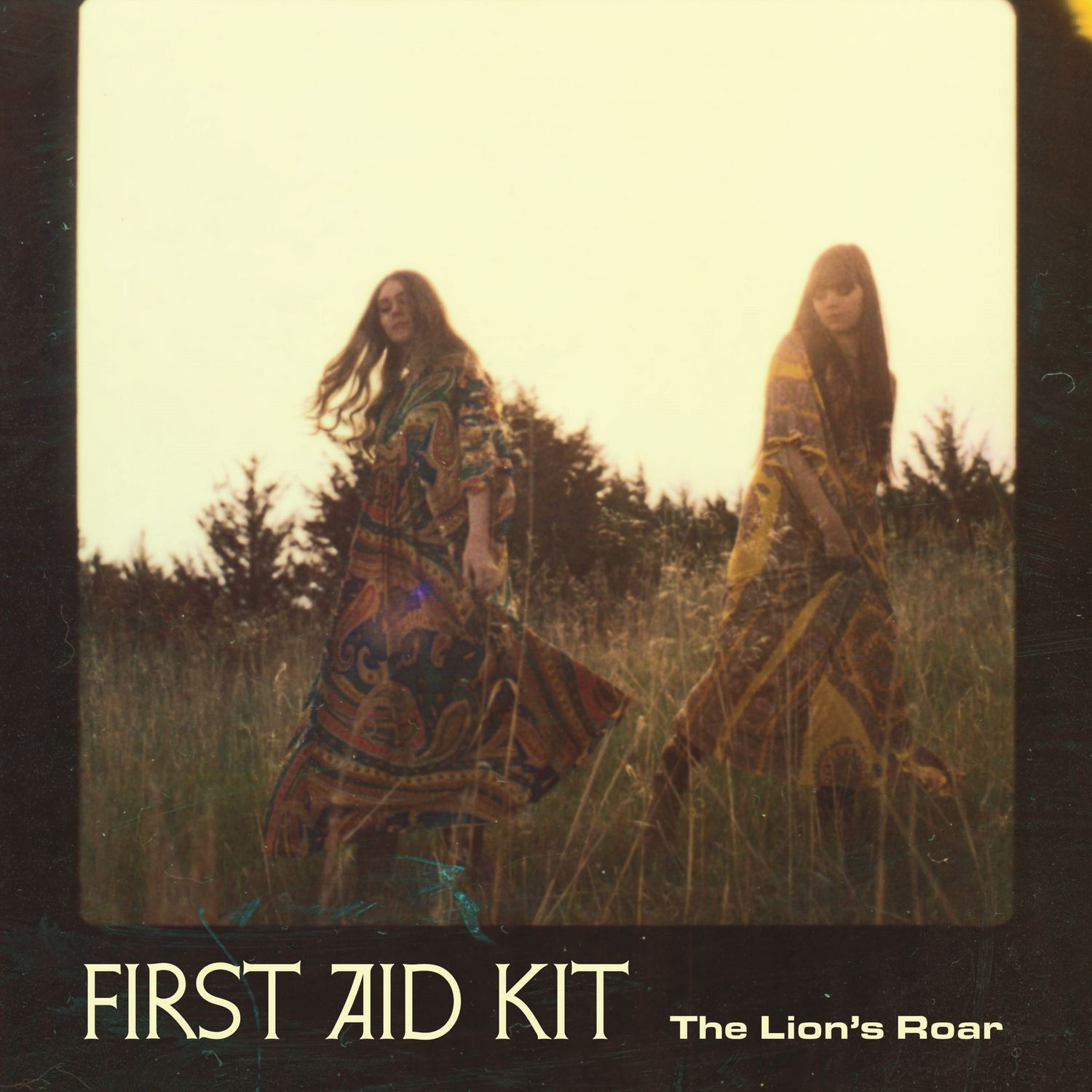 First Aid Kit - The Lion's Roar album cover