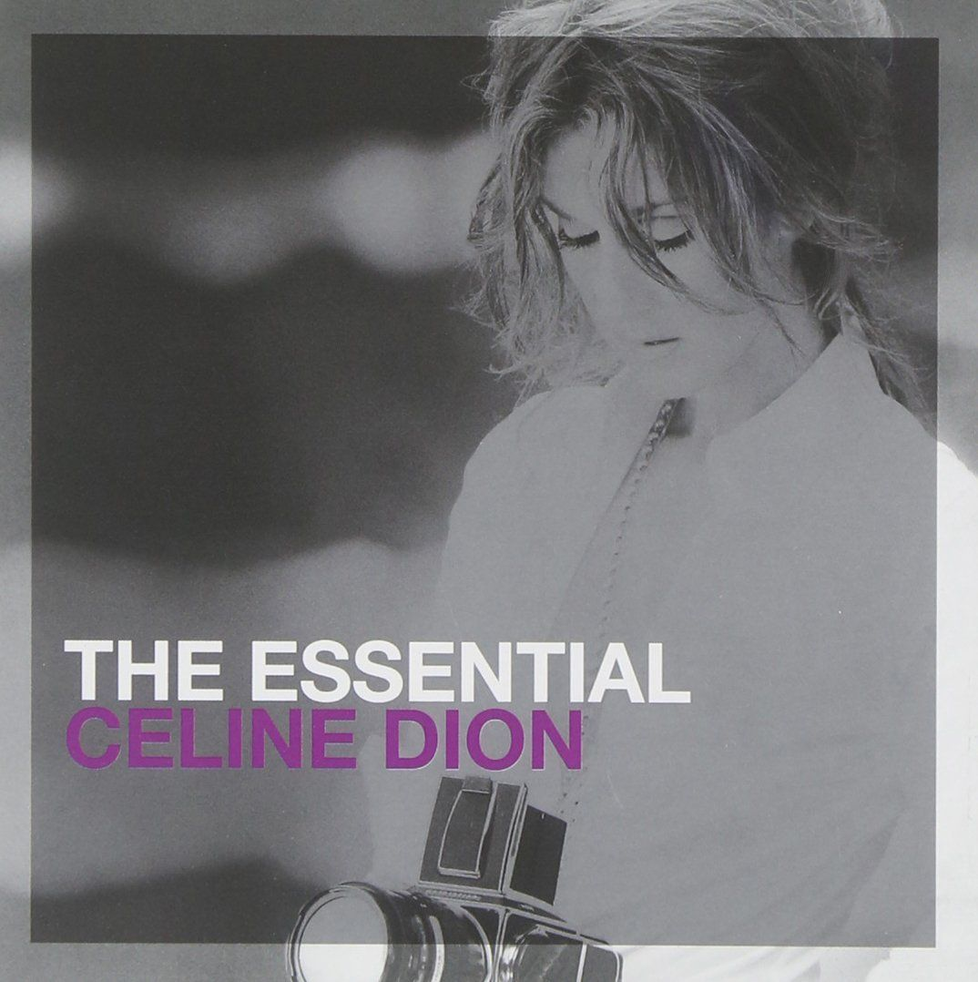 Celine Dion - The Essential album cover