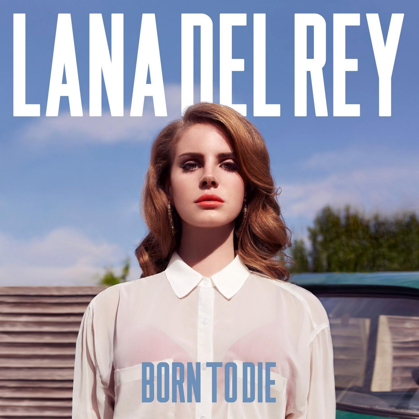Lana Del Rey - Born To Die album cover