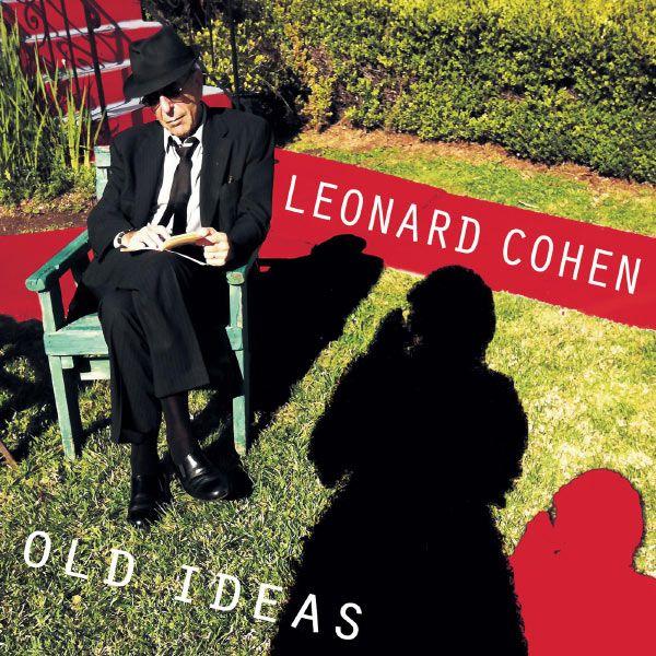 Leonard Cohen - Old Ideas album cover