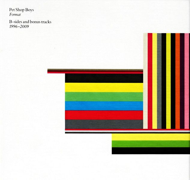 Pet Shop Boys - Format album cover