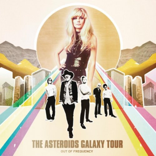 The Asteroids Galaxy Tour - Out Of Frequency album cover