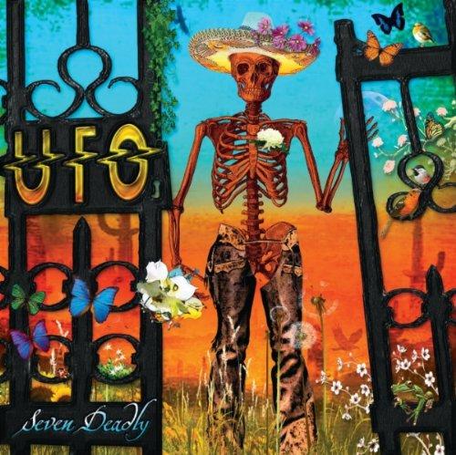 Ufo - Seven Deadly album cover