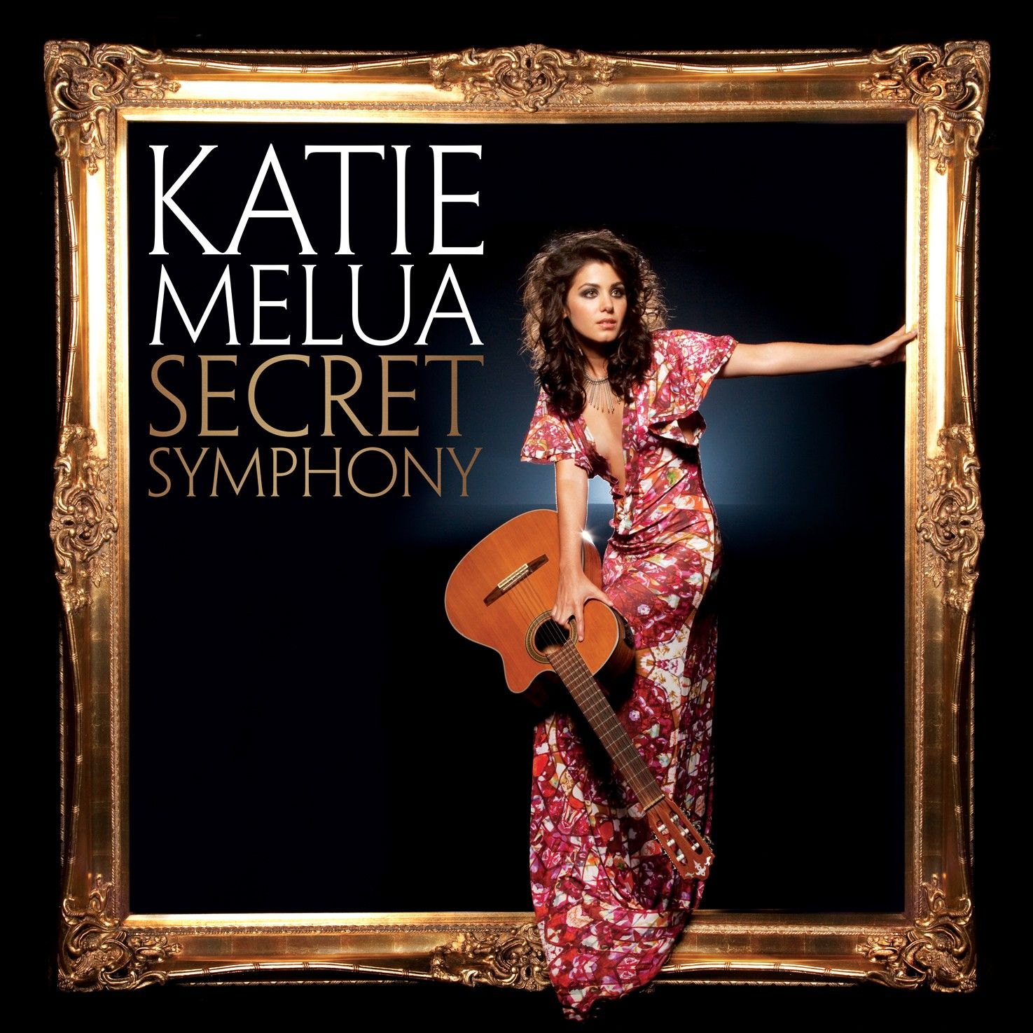 Katie Melua - Secret Symphony album cover