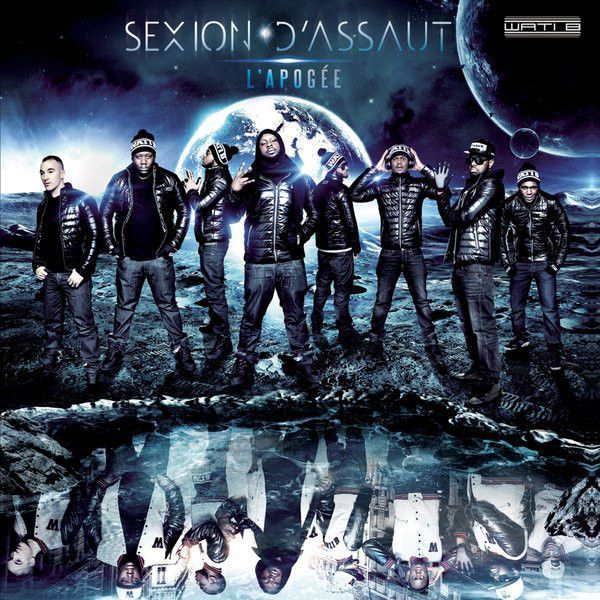 Sexion D'assaut - L'apogée album cover
