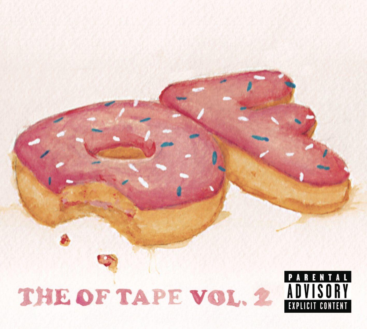 Odd Future - The Of Tape - Volume 2 album cover