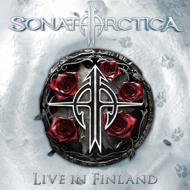 Sonata Arctica - Live In Finland album cover