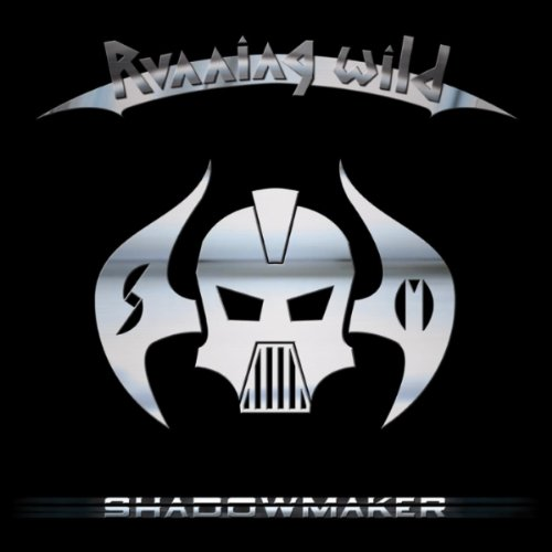 Running Wild - Shadowmaker album cover