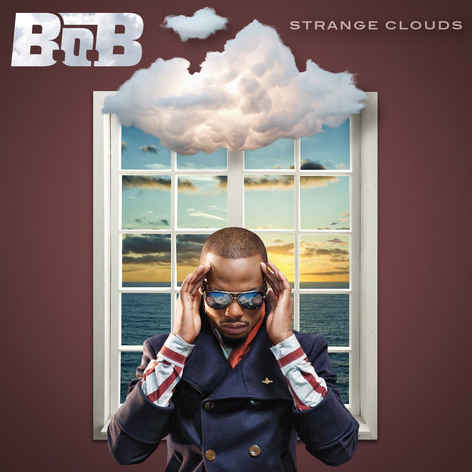 B.o.B - Strange Clouds album cover