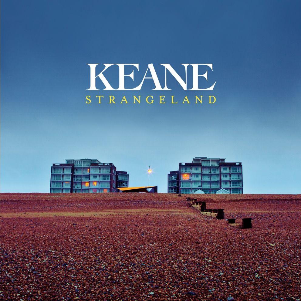 Keane - Strangeland album cover