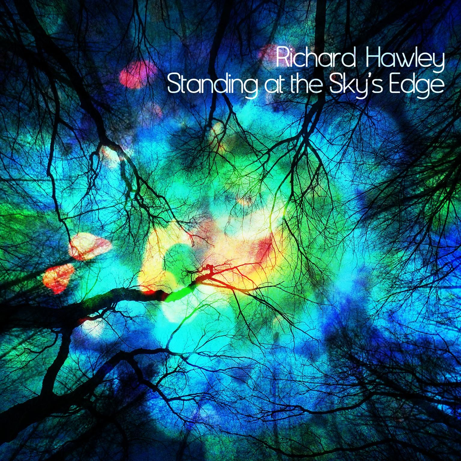 Richard Hawley - Standing At The Sky's Edge album cover