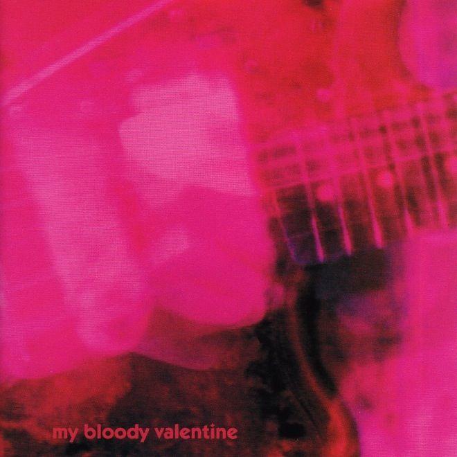 My Bloody Valentine - Loveless album cover