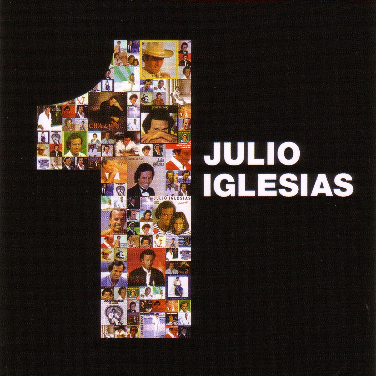 Julio Iglesias - Volume 1 album cover