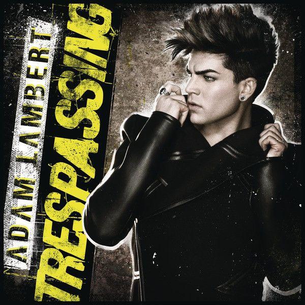 Adam Lambert - Trespassing album cover