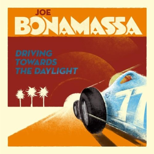 Joe Bonamassa - Driving Towards The Daylight album cover