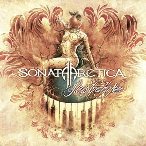 Sonata Arctica - Stones Grow Her Name album cover