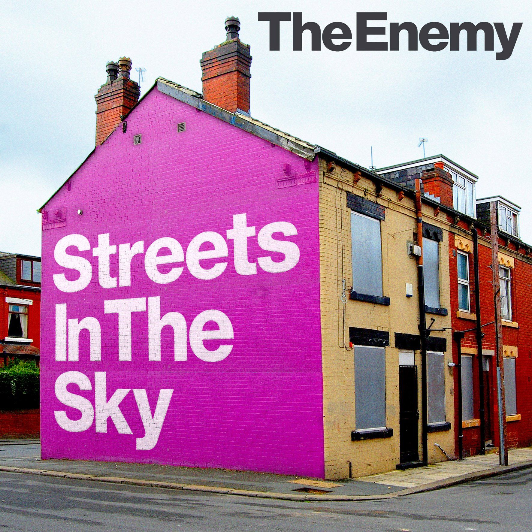 Enemy - Streets In The Sky album cover