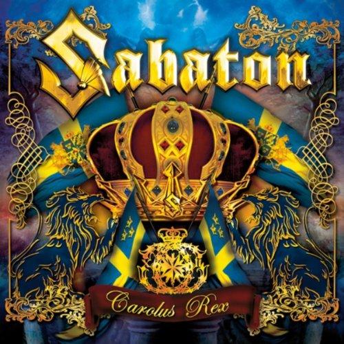 Sabaton - Carolus Rex album cover