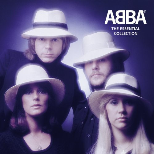 ABBA - The Essential Collection album cover